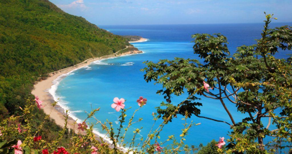Пляж Ринкон, Доминикана