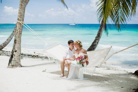 Свадебная церемония «Paraiso» на острове Саона