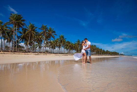 Свадебная церемония «Corazon» на пляже Макао