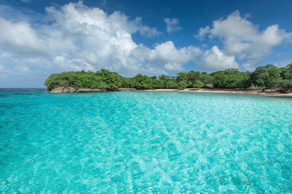 Пляж Калетон, Доминикана