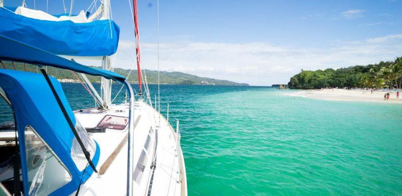 Яхта в Доминикане аренда